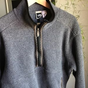 The North Face Men's Half-Zip Fleece Pullover